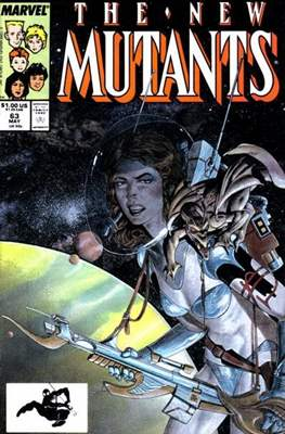 The New Mutants (Grapa) #63