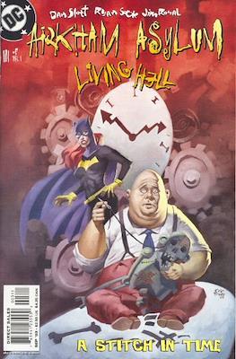 Arkham Asylum: Living Hell (Grapa) #3