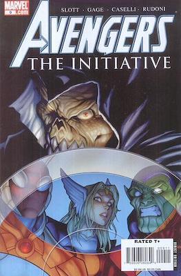 Avengers The Initiative (2007-2010) #9