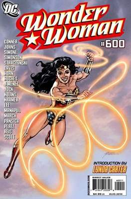 Wonder Woman Vol. 3 (2006-2011) (Comic Book) #600