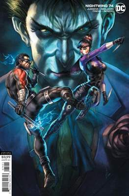 Nightwing Vol. 4 (2016- Variant Cover) #74