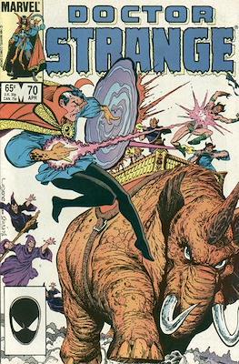 Doctor Strange Vol. 2 (1974-1987) (Comic Book) #70