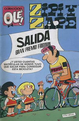 Colección Olé! 1ª etapa (Rústica 64 pp) #15