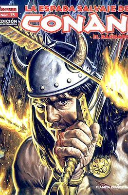 La Espada Salvaje de Conan el Bárbaro. Edición coleccionistas (Rústica. 64 páginas. B/N. (2005-2008).) #75