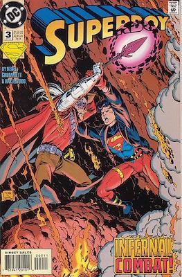 Superboy Vol. 4 #3