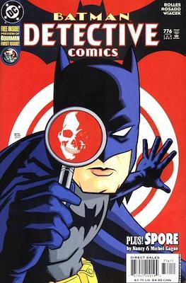 Detective Comics Vol. 1 (1937-2011; 2016-) (Comic Book) #776