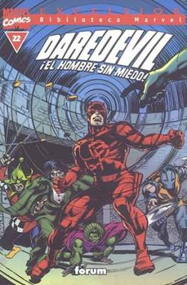 Biblioteca Marvel: Daredevil (2001-2003) (Rústica 160 pp) #22
