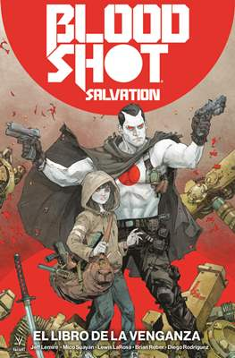 Bloodshot Salvation (Rústica 144 pp) #1