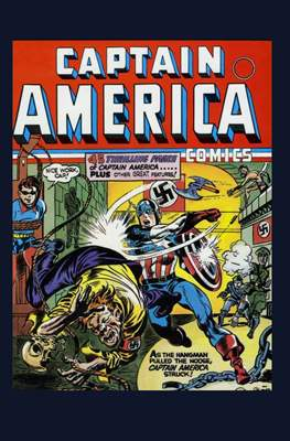 Captain America. The Classic Years (Hardcover 223 pp) #2