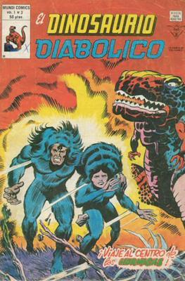El Dinosaurio Diabólico #3
