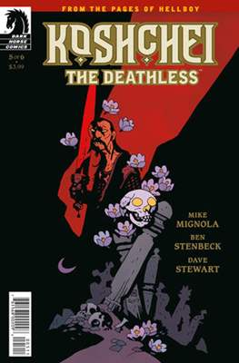 Koshchei the Deathless (Comic-book) #5