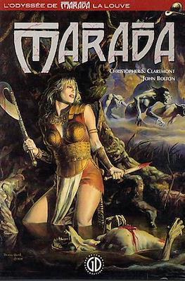 L'odyssée de Marada la louve (Cartonné) #1