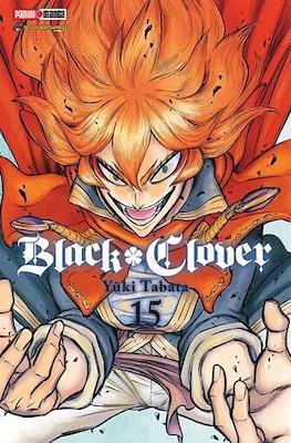 Black Clover (Rústica) #15