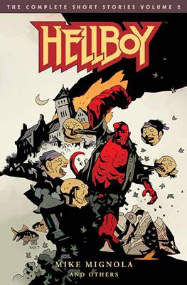 Hellboy: The Complete Short Stories (Digital Collection) #2