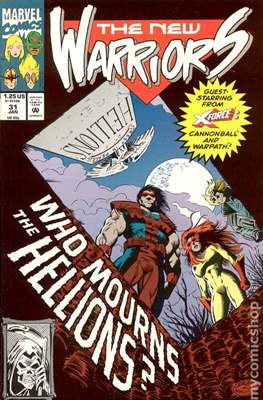 The New Warriors (Comic-Book) #31