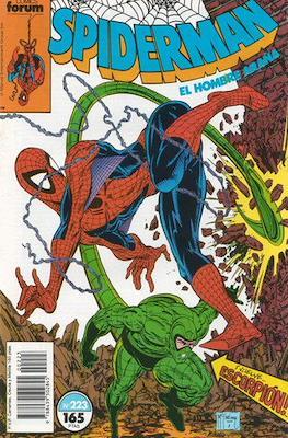 Spiderman Vol. 1 / El Espectacular Spiderman (1983-1994) (Grapa 32-48 pp) #223