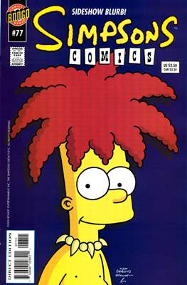 Simpsons Comics (Grapa) #7
