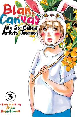 Blank Canvas: My So-Called Artist's Journey (Softcover) #3