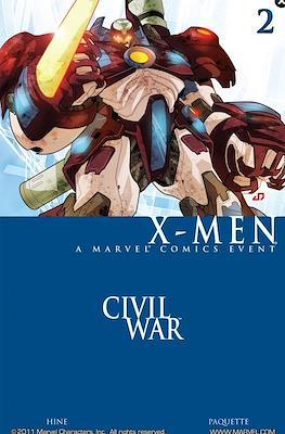 Civil War: X-Men #2