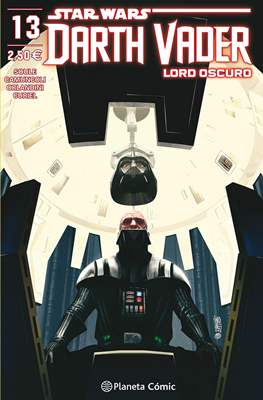 Star Wars: Darth Vader. Lord Oscuro (Grapa 40 pp) #13