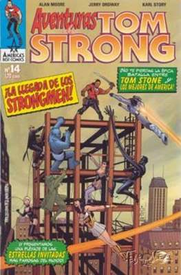 Aventuras de Tom Strong (2003-2004) (Grapa 24-32 pp) #14