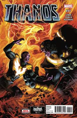 Thanos (Comic-book) #11