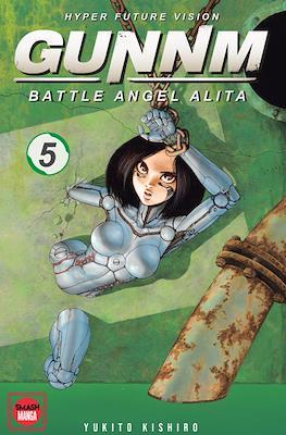 GUNNM: Battle Angel Alita - Hyper Future Vision (Rústica con sobrecubierta) #5