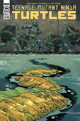 Teenage Mutant Ninja Turtles (2011-...) (Comic Book) #106