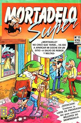 Super Mortadelo (Grapa, 52 páginas (1987)) #18