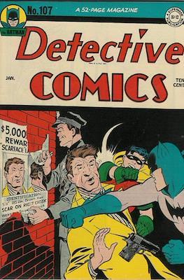 Detective Comics Vol. 1 (1937-2011; 2016-) (Comic Book) #107