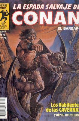 La Espada Salvaje de Conan. Vol 1 (1982-1996) (Grapa. B/N.) #24