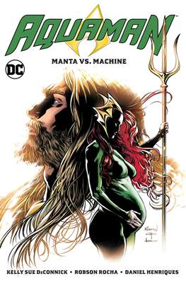 Aquaman by Kelly Sue DeConnick (Hardcover 152 pp) #3