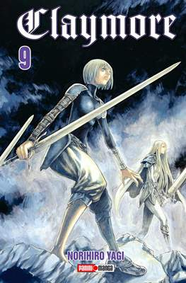 Claymore #9