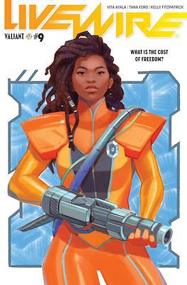 Livewire (2018-) (Comic book) #9