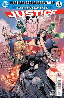 Justice League Essentials - DC Universe Rebith Justice League
