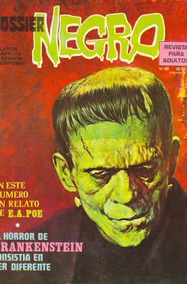 Dossier Negro (Rústica y grapa [1968 - 1988]) #69