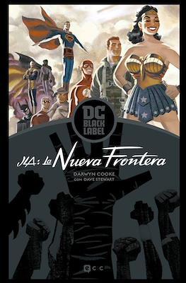 JLA: La Nueva Frontera – DC Black Label