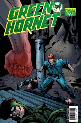 Green Hornet / Green Hornet Legacy (2010-2013) (Comic Book) #19