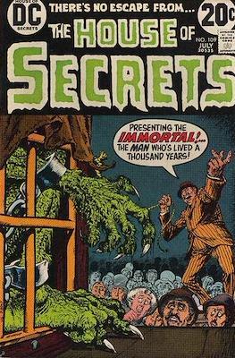 The House of Secrets (Grapa) #109