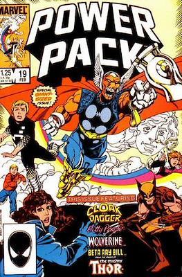 Power Pack (1984-1991; 2017) (Grapa) #19