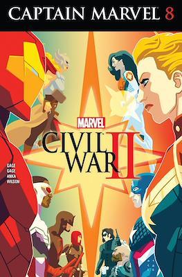 Captain Marvel (Vol. 9 2016) (Digital) #8