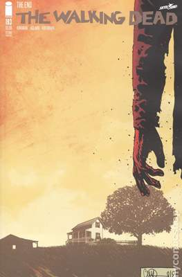 The Walking Dead (Variant Cover) (Comic Book) #193