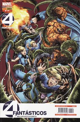 Los 4 Fantásticos / Los Cuatro Fantásticos Vol. 7 (2008-) (Grapa 24-48 pp) #22