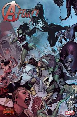 A-Force (Comic-book) #5