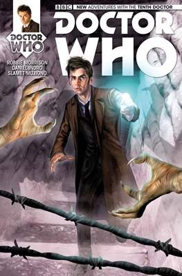 Doctor Who: The Tenth Doctor (Comic Book) #7
