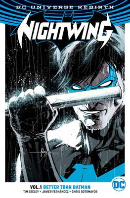 Nightwing (2016) (Softcover) #1
