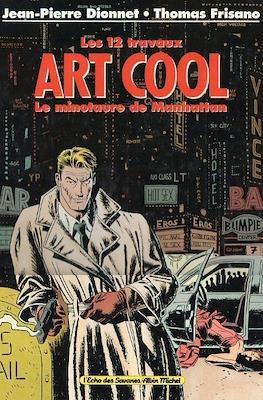 Les 12 trabaux d'Art Cool - Le Minotaure de Manhattan