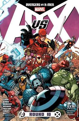 Avengers vs X men (Grapa) #10