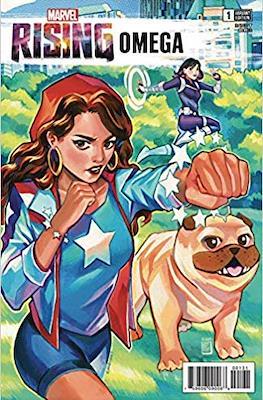 Marvel Rising: Omega (Variant Cover)
