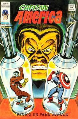Capitán América Vol. 3 (1975-1980) (Grapa) #24